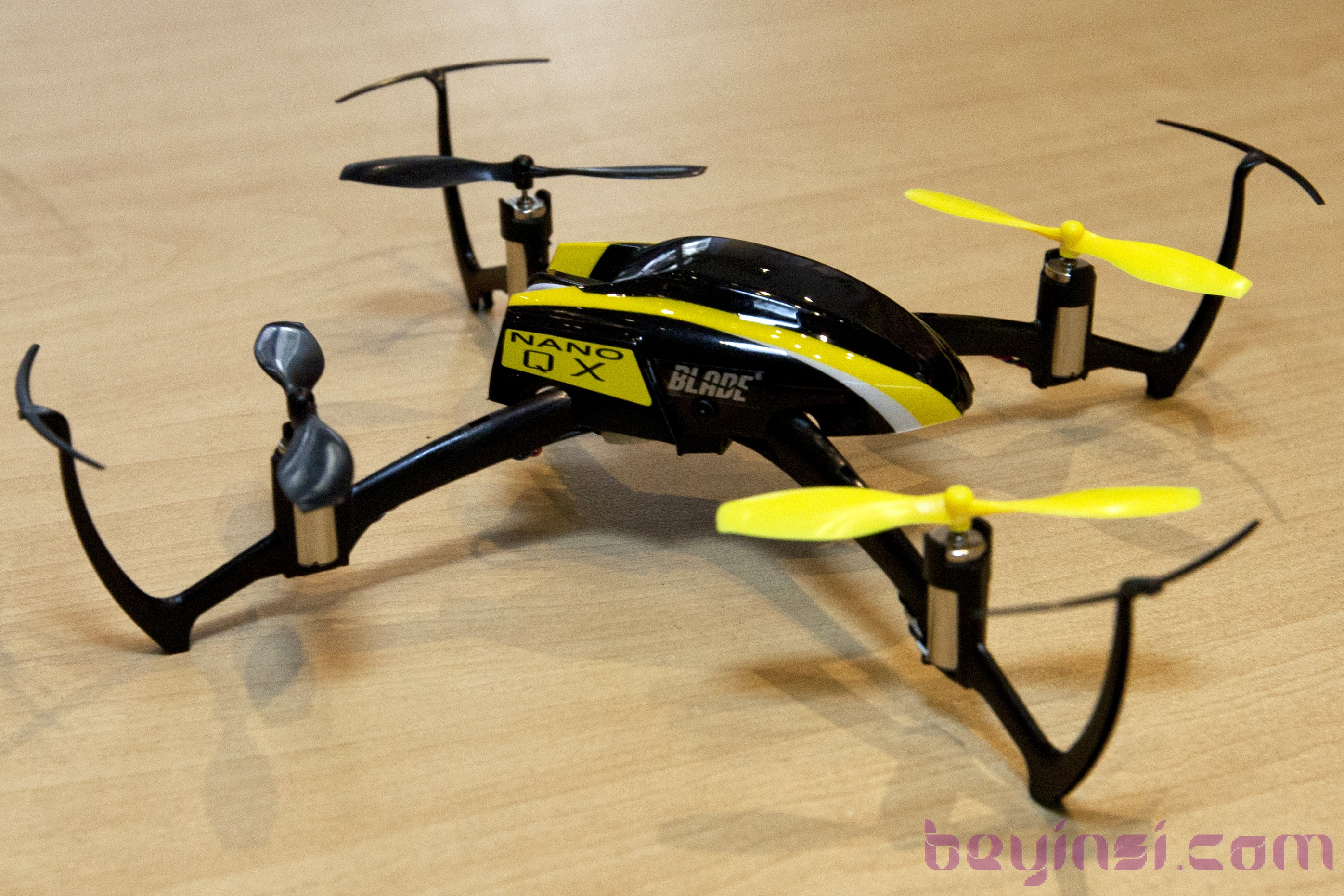 08/18/14 Features, Drone, the Nano QX, photographed at Pilotage Hobby, 389 5th Avenue, Manhattan. NY Post Brian Zak